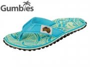 Gumbies GUMBIES Australian Shoes GUMBIES tu turquoise
