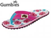 Gumbies GUMBIES Australian Shoes GUMBIES mh mixed hibiscus