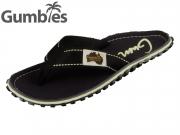 Gumbies GUMBIES Australian Shoes GUMBIES bl black