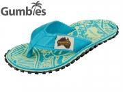 Gumbies GUMBIES Australian Shoes GUMBIES tu kids turquoise