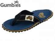 Gumbies GUMBIES Australian Shoes GUMBIES dd kids dark denim