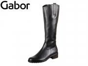 Gabor 91.618-27 schwarz Foulardcalf