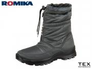Romika Alaska 118 87018-76-700 anthrazit Techno
