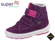 SuperFit GROOVY 3-09314-90 lila rosa Velour Textil