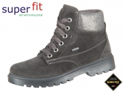 SuperFit SPIRIT 3-09453-20 grau Velour Efffektleder