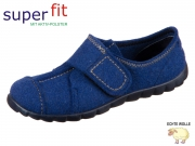 SuperFit HAPPY GROSS 3-00304-80 blau Wollfilz