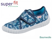 SuperFit BILL 3-00279-81 blau Textil