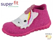SuperFit HAPPY 3-00295-56 rosa Wollfilz