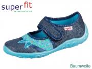 SuperFit Bonny 3-00284-80 blau Textil