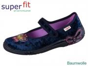 SuperFit Belinda 3-00287-80 blau Textil