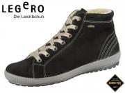 Legero TANARO 4.0 8-00619-02 schwarz Velour Tex