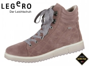 Legero Campania 3-00653-57 dark clay Velour