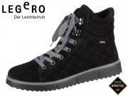 Legero CAMPANIA 3-00653-00 schwarz Velour