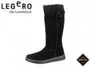 Legero 3-00657-00 schwarz Velour