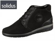 Solidus Kyra 30119-00539 schwarz Nubuk Glamour