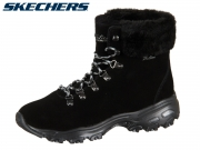 Skechers Alps 48644 BLK black Velour