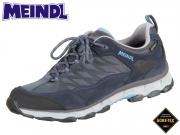 Meindl Lima Lady GTX 38330-49 marine azur Nubukleder GTX