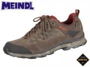 Meindl Lima 38340-46 dunkelbraun rost Nubukleder GTX