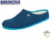 Birkenstock Kaprun 1011794 blue Doubleface