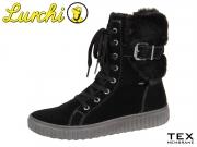 Lurchi Nona 33-13209-21 black Suede