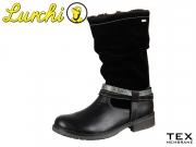 Lurchi Lia 33-17021-01 schwarz Suede Nappa