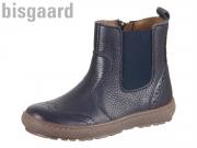 Bisgaard 50702.218-608 navy Leder
