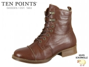 Ten Points Pandora 126002-301 brown Leather