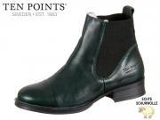 Ten Points Pandora 126004-501 green Leather
