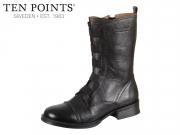 Ten Points Pandora 126000-101 black Leather