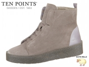 Ten Points Johanna 266006-201 grey Leather