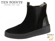 Ten Points Johanna 266002-101 black Leather