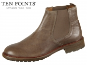 Ten Points Cayenne 266030-356 taupe Leather
