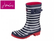 Tom Joule Molly Welly Molly Welly navy stripe Gummi-Kautschuk