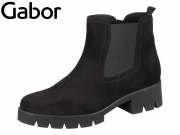 Gabor 93.710-37 schwarz Dreamvelour