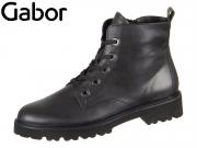Gabor 91.803-27 schwarz Foulardcalf