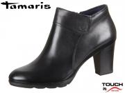 Tamaris 1-25321-21-001 black Leder