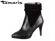 Tamaris 1-25389-21-001 black Leder