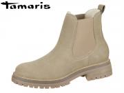 Tamaris 1-25474-21-341 taupe Leder