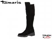 Tamaris 1-25613-21-001 black Leder