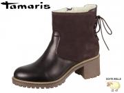 Tamaris 1-26473-21-535 aubergine Leder