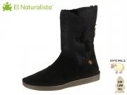 El Naturalista Rice Field N5055 bl black Doble Faz Lux Suede
