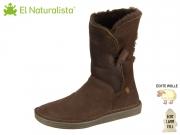 El Naturalista Rice Field N5055 br brown Doble Faz Lux Suede