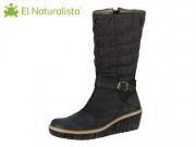 El Naturalista Myth Yggdrasil N5138 black Pleasant Premium Wool