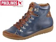 Pikolinos Lisboa W67-7667C7 blue cuero