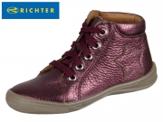 Richter 0324-443-7610 burgundy Metallicleder