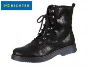 Richter 4653-444-9900 black Glattleder