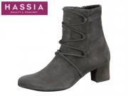 Hassia Florenz 6-304987-6000 grey Samtziege