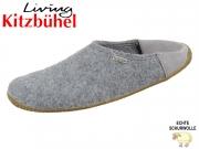 Living Kitzbühel 3485-610 grau Wolle