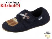 Living Kitzbühel 3242-590 nachtblau Wolle