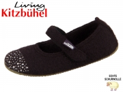 Living Kitzbühel 2649-277 aubergine Wollfilz